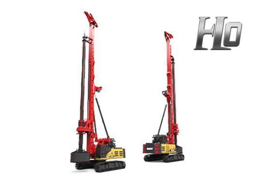 三一重工SR415R-H10旋挖钻机