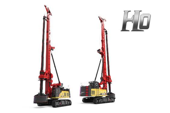三一重工SR445R-H10旋挖钻机