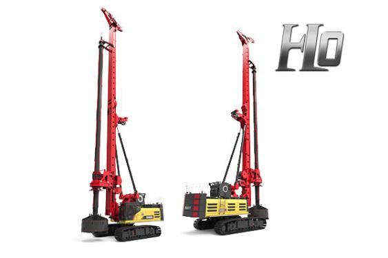 三一重工SR485R-H10旋挖钻机