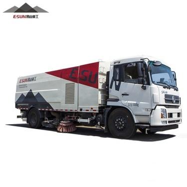 易山重工ESN5180TSL扫路车洗扫车国六8吨18吨湿式扫路车(可出租)