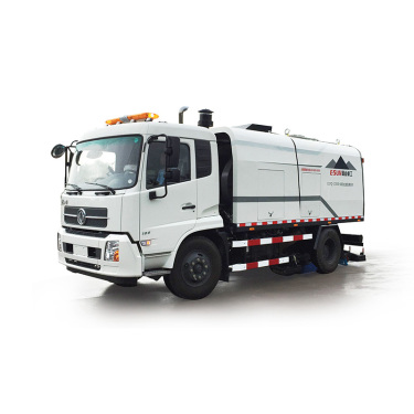 易山重工HZJ5160TSL扫路车纯吸式扫路车吸尘车(可租赁)