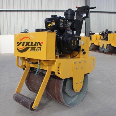 宜迅YX-70C手扶单钢轮压路机