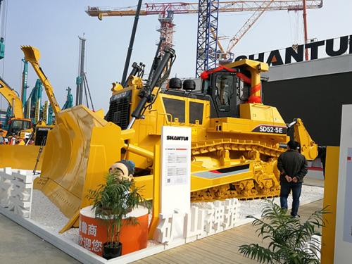 山推SD52-5E标准型推土机