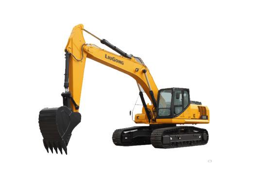 柳工933E挖掘机