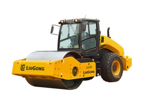 柳工CLG6626E全液压双驱单钢轮压路机