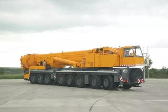 利勃海尔LTM 1500-8.1全地面起重机