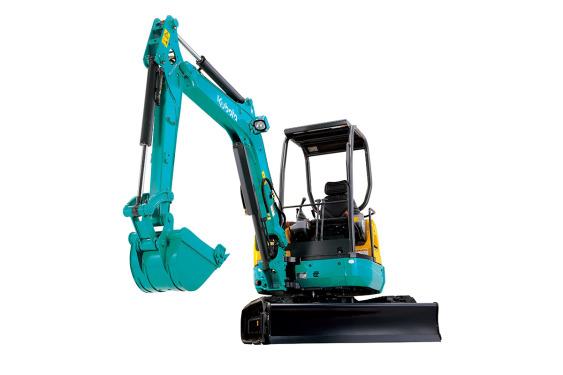 久保田U30-5小型挖掘机