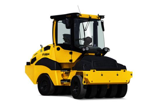 宝马格BW 11 RH-5轮胎压路机