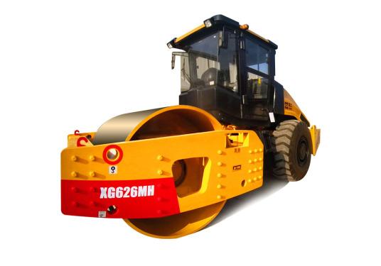 厦工XG626MH单钢轮压路机