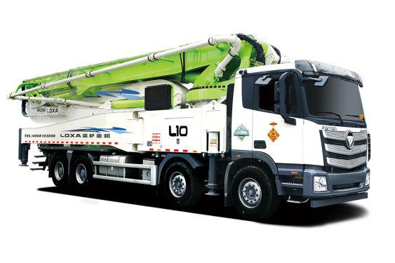 雷萨重机BJ5449THB-XF(L10-61米)泵车
