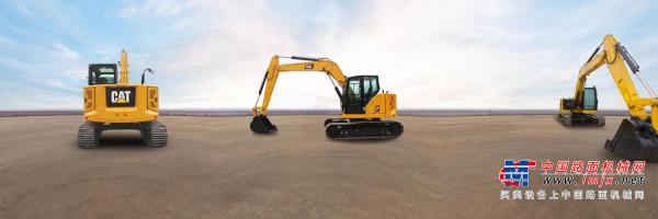 Cat® 310迷你型挖掘机