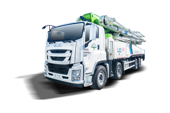 雷萨重机BJ5440THB-XFF(L10-56米)泵车