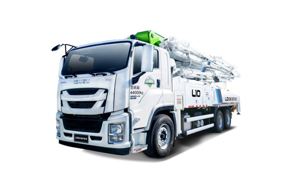 雷萨重机BJ5350THB-XF(L10-52米)泵车