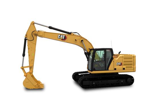 卡特彼勒Cat®323 GC液压挖掘机