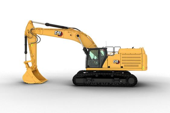卡特彼勒新一代Cat®349挖掘机