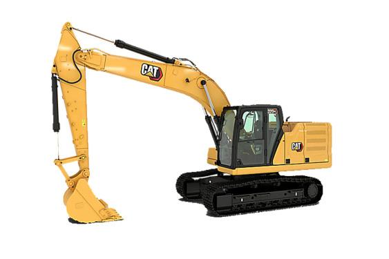 卡特彼勒Cat®320 GC液压挖掘机