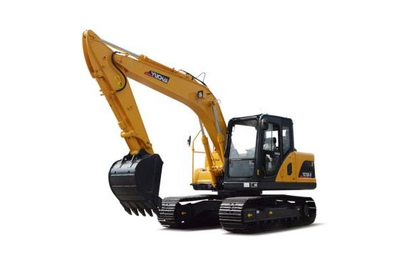 玉柴YC135-9挖掘机