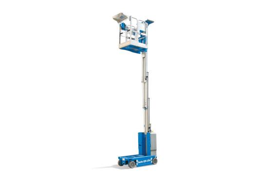 美国吉尼QS20桅柱式高空作业平台