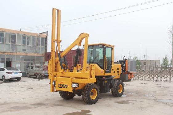 宜迅YX-940(5m³)护栏打桩机