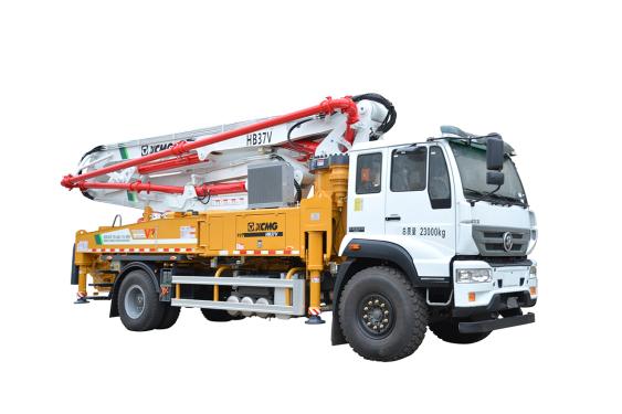 徐工HB37V(斯太尔国五)泵车
