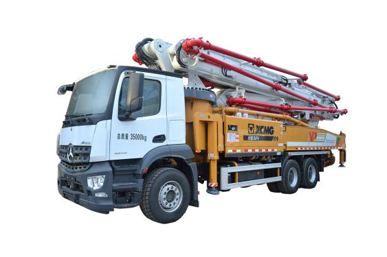 徐工HB50V(奔驰国五)泵车