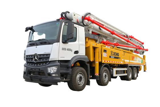 徐工HB58V(奔驰国五)泵车