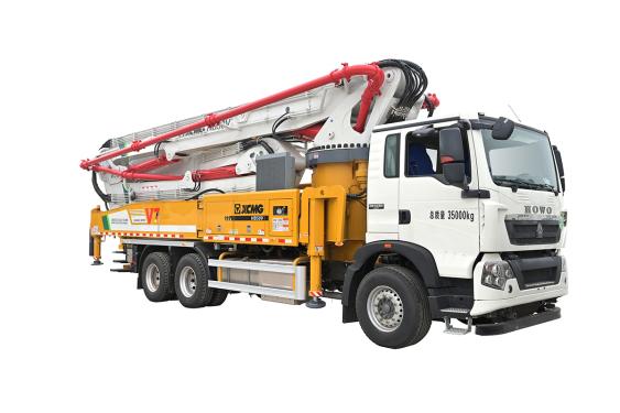 徐工HB50V(豪沃国六)泵车