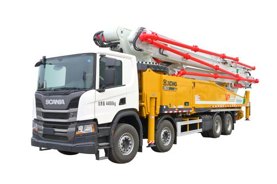 徐工HB62V(斯堪尼亚国六)泵车