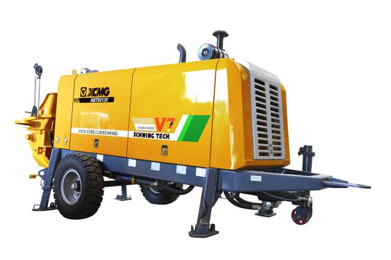 徐工HBT6013V拖泵