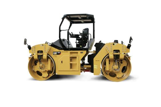 卡特彼勒CAT®CB16双钢轮压路机