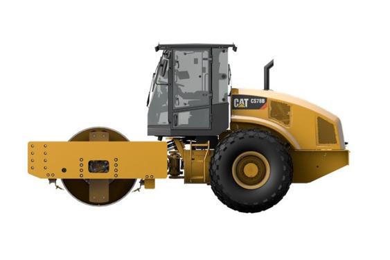 卡特彼勒CAT®CS78B单钢轮振动压路机