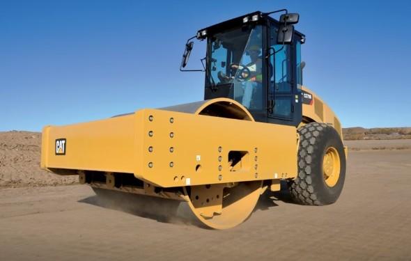 卡特彼勒CAT®CS79B单钢轮振动压路机