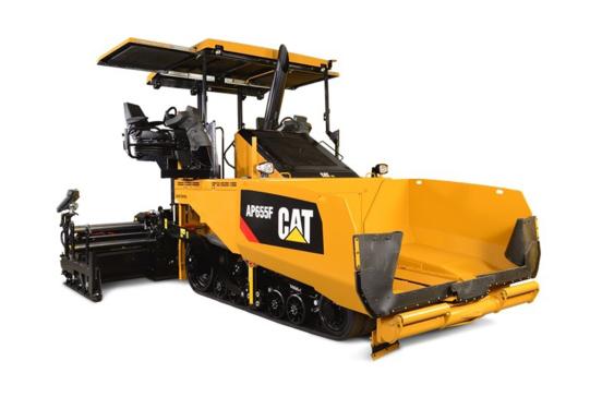 卡特彼勒CAT®AP655FMobil-Trac ™沥青摊铺机