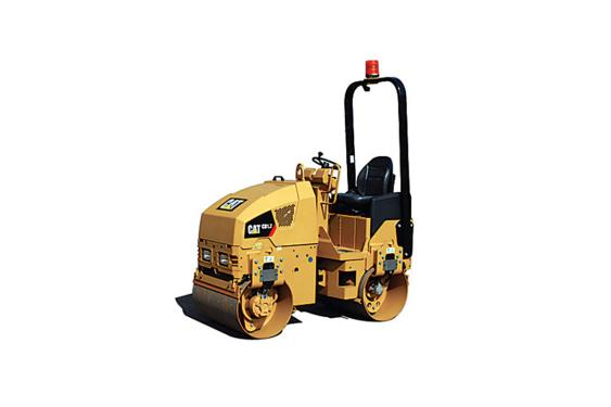 卡特彼勒CAT®CB1.7双钢轮压路机