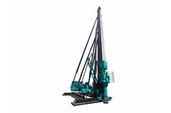 山河智能SWSD6638W强力多功能钻机