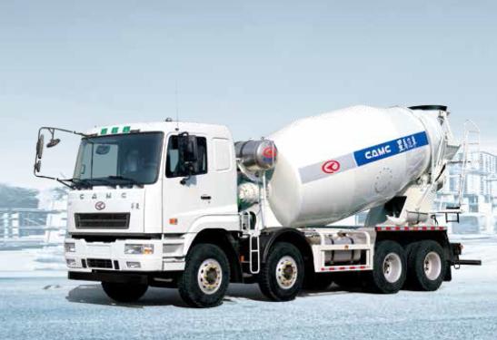 星马AH5310GJBVL58×4 系列 混凝土搅拌车