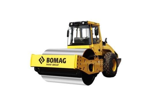 宝马格BW 220 D-40单钢轮压路机