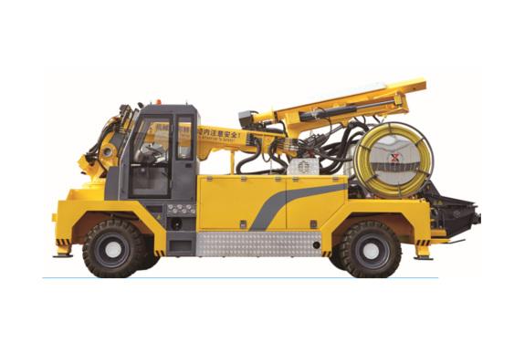 新筑智装XZPS30B混凝土湿喷机