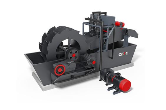 华一工程SWR36-120洗砂回收一体机
