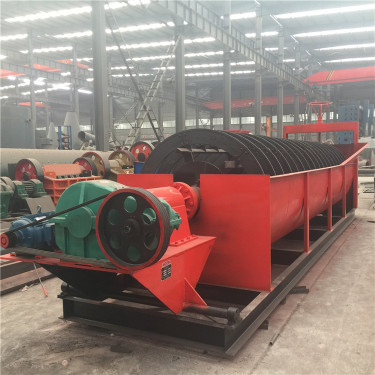 众翰机械FG-150螺旋洗砂机