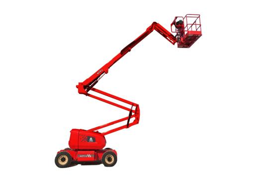 临工重机A14J曲臂高空作业平台车