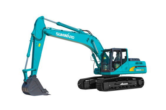 山河智能SWE235E-3H挖掘机