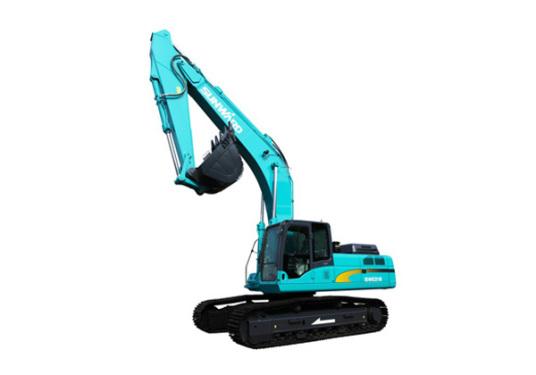 山河智能SWE205E-3H中型挖掘机