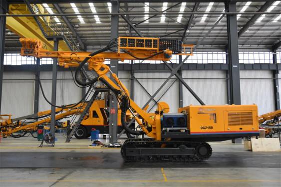 铁建重工DGZ150G 高原型多功能钻机
