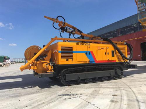 铁建重工HPSD2008A混凝土喷湿设备