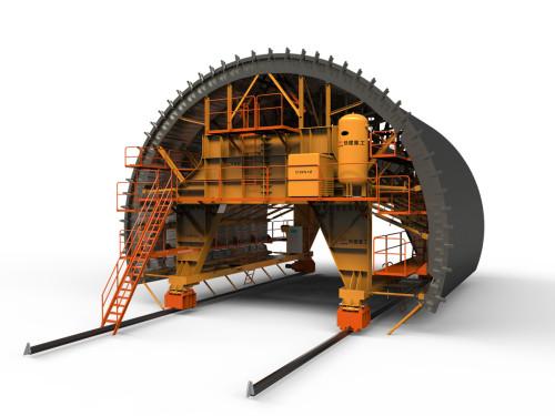 铁建重工CQS12G  智能型数字化衬砌台车