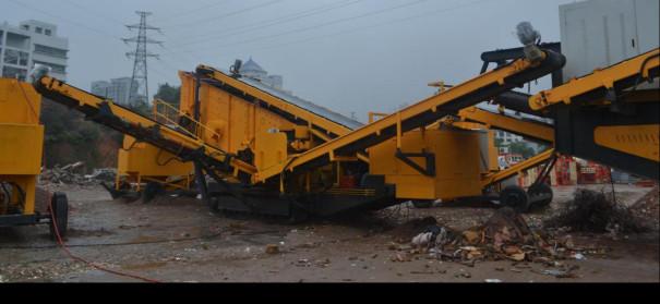铁建重工DL200环保型精品机制砂成套装备