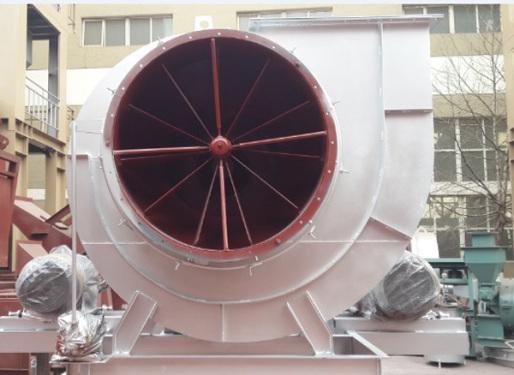 辽筑LJD4000型引风机