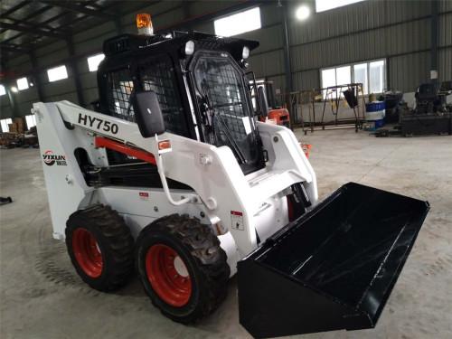 宜迅HY750滑移装载机