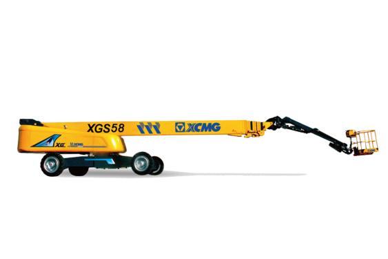徐工XGS58移动式升降工作平台